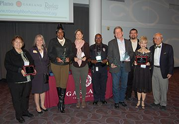 Garland Neighborhood Awards 2019 - 360x250