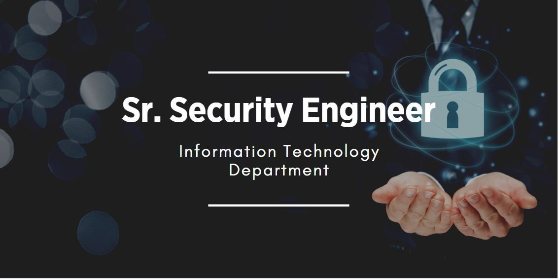 Link to Sr. Security position